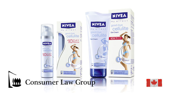 75a8d3262b9aa Nivea Good-bye Cellulite National Class Action