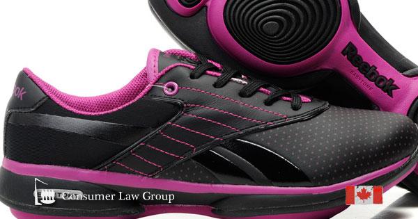 abdd4aebec7d50 Reebok EasyTone Shoes Class Action