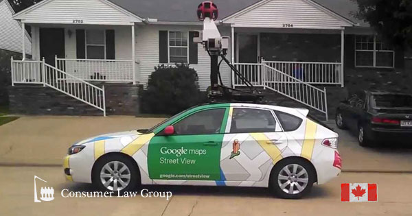 1633cd4da9a27 Google Street View National Class Action