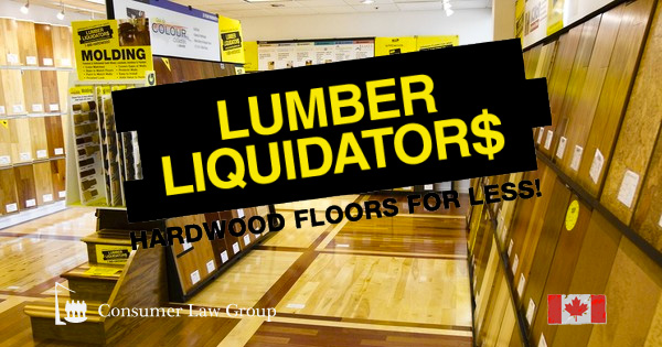 foto de Lumber Liquidators Flooring Class Action | Consumer Law Group ...